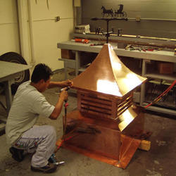 SS Sheet Metal Fabrication