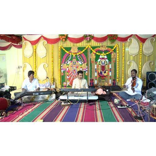 Wedding Instrumental Music Service