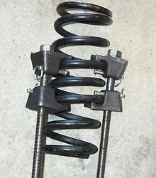 Compression Spiral Heavy Duty Coil Spring, For Industrial