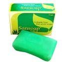 Antiseptic Soap with Aloevera   Vitamin E   Chlorhexidine   Perfume TFM 76%