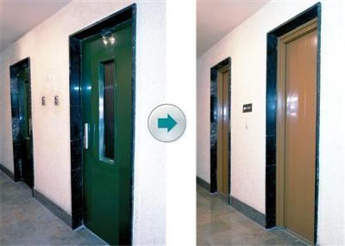 Modernizations For Existing Lifts - Wittur Elevator Components India