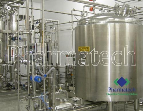 Ro Wfi Tank Systems Water Treatment Amp Purification