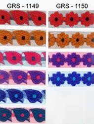 Woven Jacquard Laces