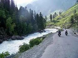 Jammu-Srinagar-Sonamarg-Srinagar-Gulmarg-Pahalgam-Patnitop-J