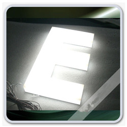 LED Acrylic Letters