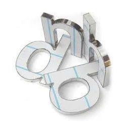 Steel Letters