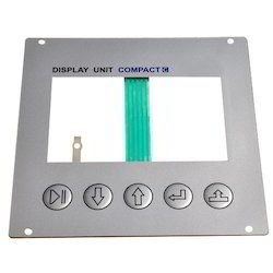 Membrane Keypad with Emboss