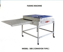 Fusing Machine Conveyor type Model 500, Ac 220 V, For Industrial