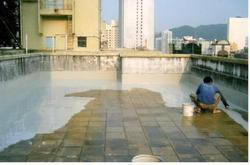 Water Base Epoxy Waterproofing