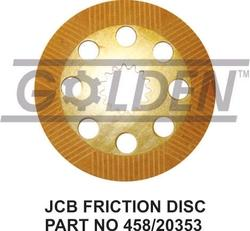 JCB Friction Disc