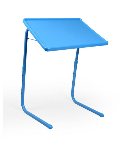 Delicieux Table Mate Folding Table Blue