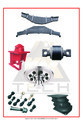 Truck Suspension And Brake Parts