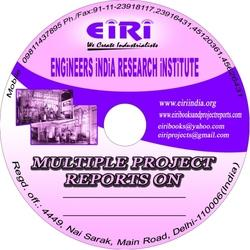 Project Reports for Processing Based Industries