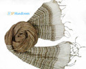 Tussah Silk Blended Scarf