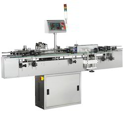 Pharmaceutical Labeling Machine