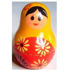 Wooden Russian Doll