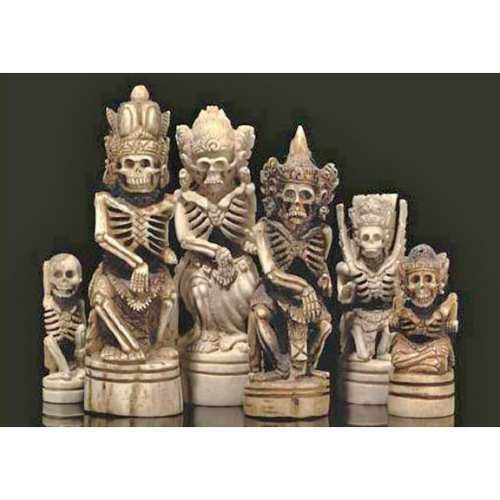 Indonesian Chess Set Exporter From New Delhi
