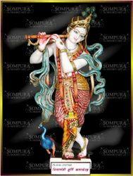 Lord Krishna Moorti