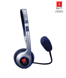 iBall i342 MV Headset With Mic