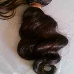 Virgin Extensions Human Hair