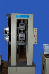 PVC Tensile Testing Equipment by kmi