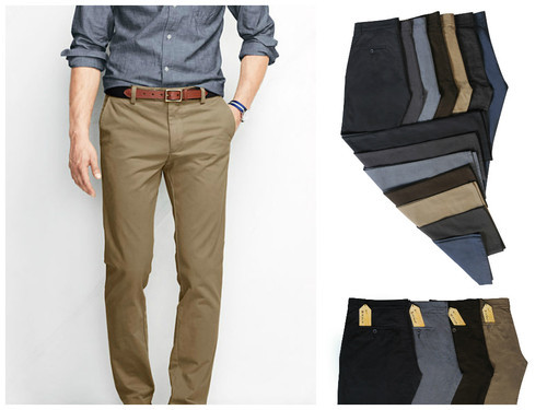 c10ba8170c3 Men s Premium Cotton Formal Trouser at Rs 425  piece