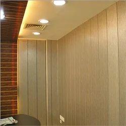 Fancy Groove PVC Wall Paneling