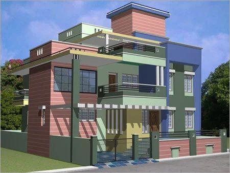 Bungalow Architecture 3d Designing Service In Sadashiv Peth Pune Soham Vision Id 10446680930