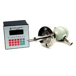 Thermal Dispersion Type Flow Metering System