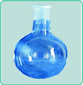 Flasks Flat Bottom & Single Neck