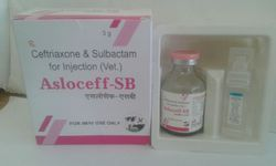 Ceftriaxonoe Sulbactam Injection