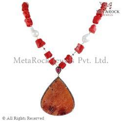 Gemstone Designer Necklace