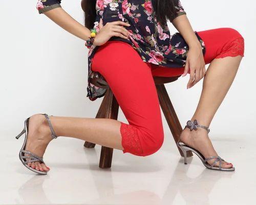 Abhi Stylish Legging, Size: L