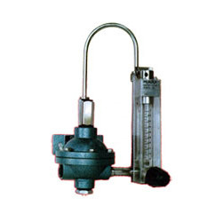 Ss Purge Rotameter with DP Regulator, Model Name/Number: Contact Us