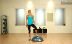 BOSU 3D Fitness System