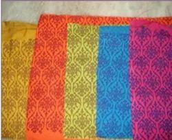 Multi Color Screen Print Fabric