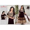 Embroidery Bridal Anarkali Suit