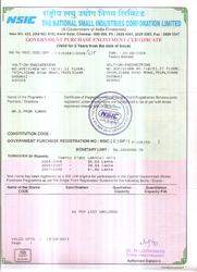 National Small Industries Corporation Limited