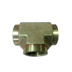 S.S. Fitting T Connector