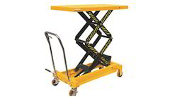 Scissor Lift Table Truck
