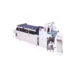 Semiautomatic Flute Laminating Machine