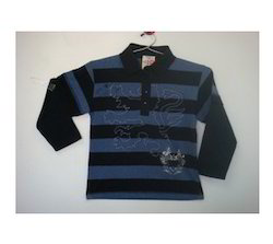 Kids Collar T Shirts