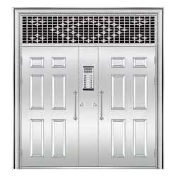Superieur Modern Steel Door