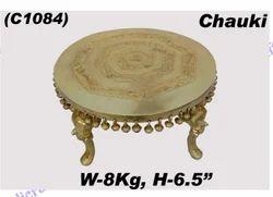 Chauki - Brass Handicraft