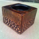 Wooden Tea Light Holders