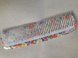 Foil Printing Pocket Comb
