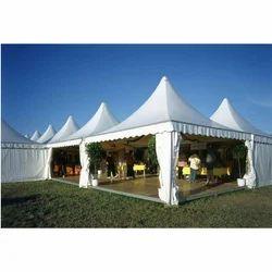 Designer Pagoda Tent