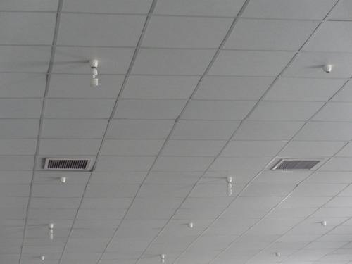 Superb Gypsum Tiles False Ceiling