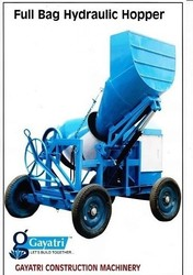 Hydraulic Hopper Machine