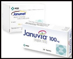 Januvia Tablet, Packaging Size: 1*7, for Hospital